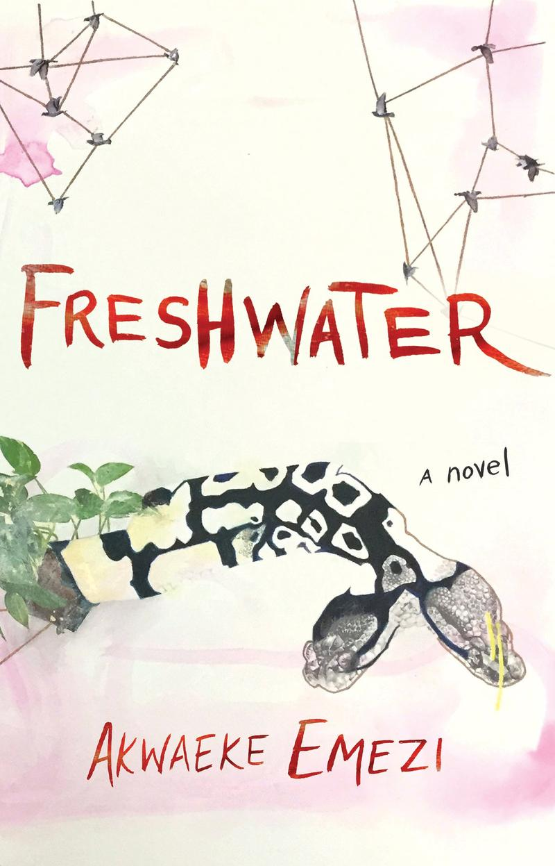 Book Cover - Freshwater