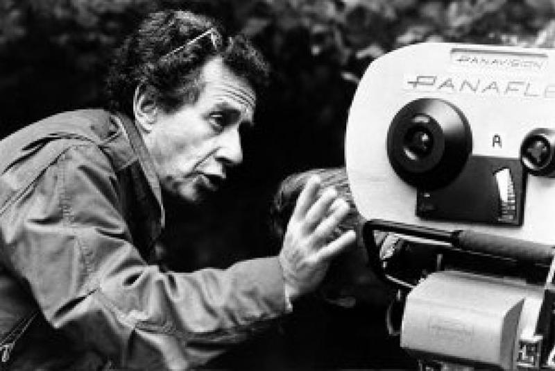 Director and Producer Arthur Penn