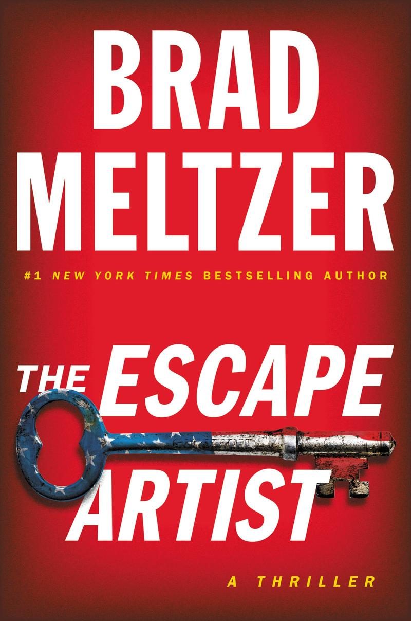 Book Cover - The Escape Artist