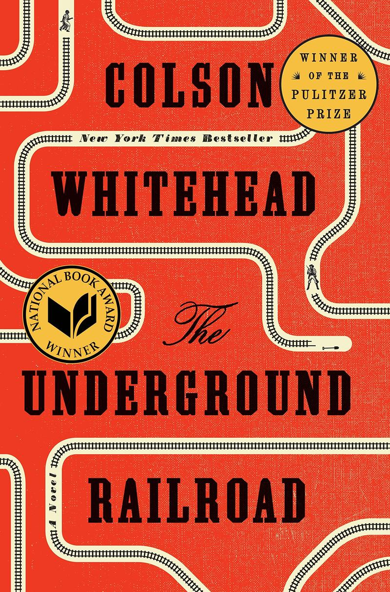 Book Cover - The Underground Railroad