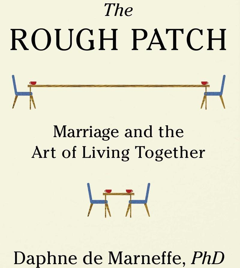 Book Cover - The Rough Patch