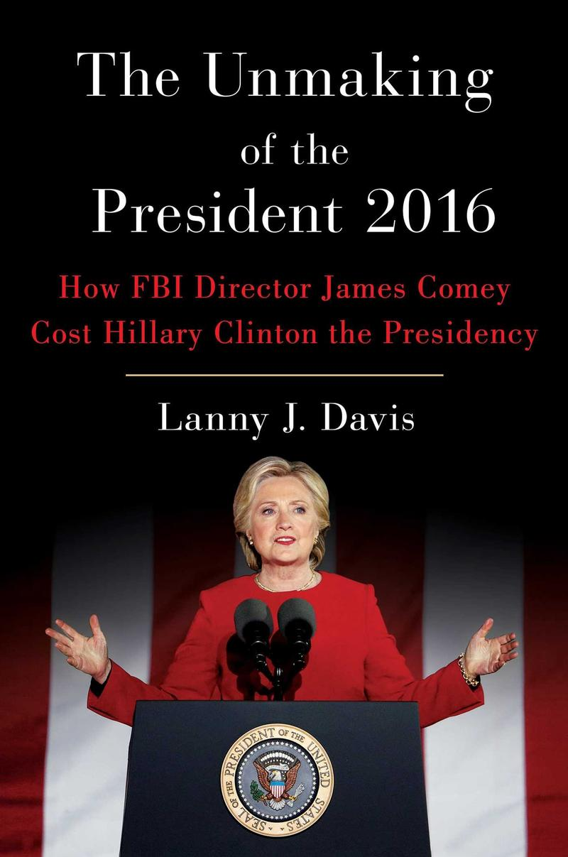 Book Cover - The Unmaking Of The President 2016