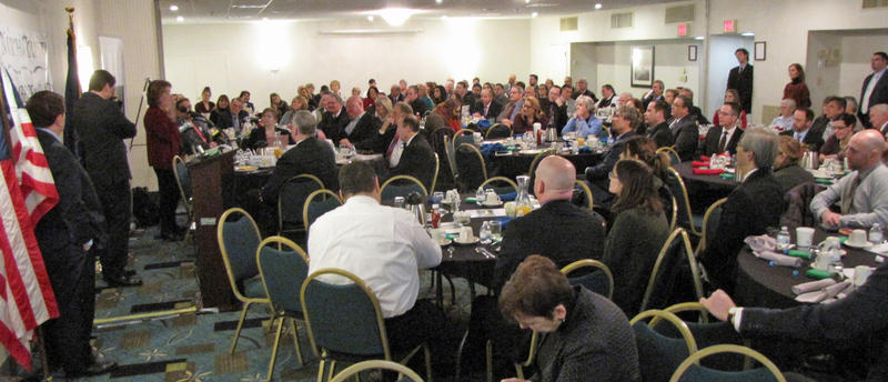 Regional representatives discuss state issues during annual legislative forum in Plattsburgh