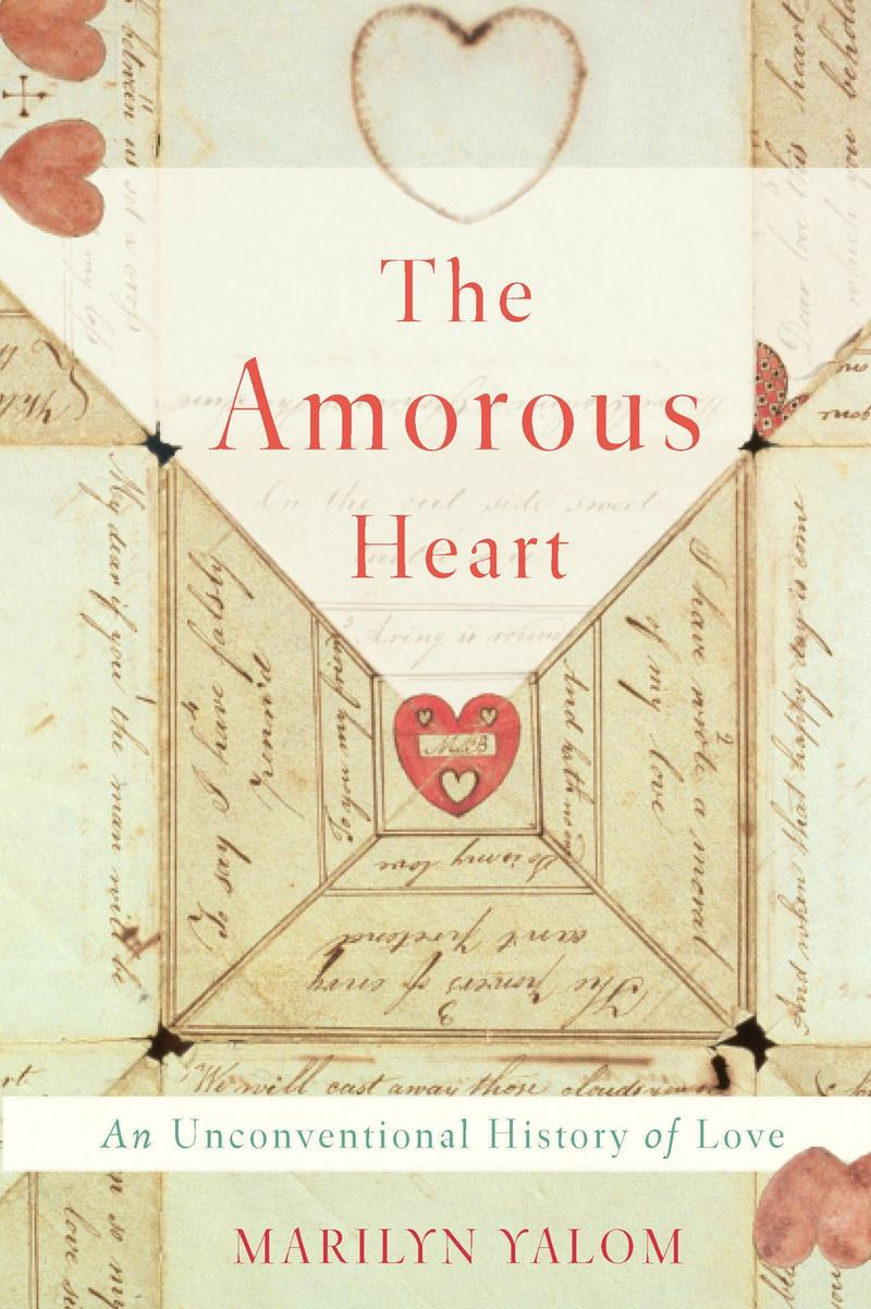 Book Cover - The Amorous Heart