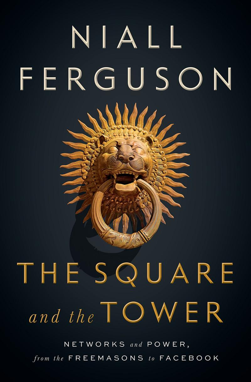 Book Cover - The Square and the Tower