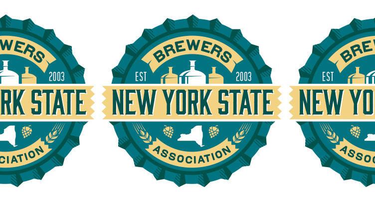 New York State Craft Brewers Association logo