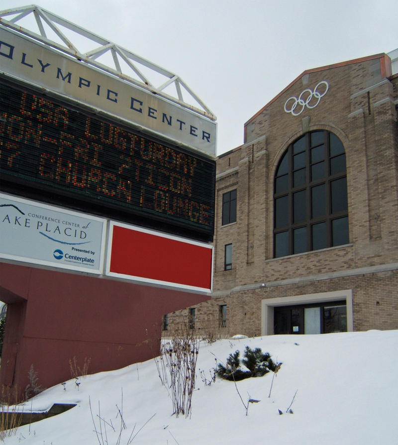 Olympic Center, Lake Placid, NY