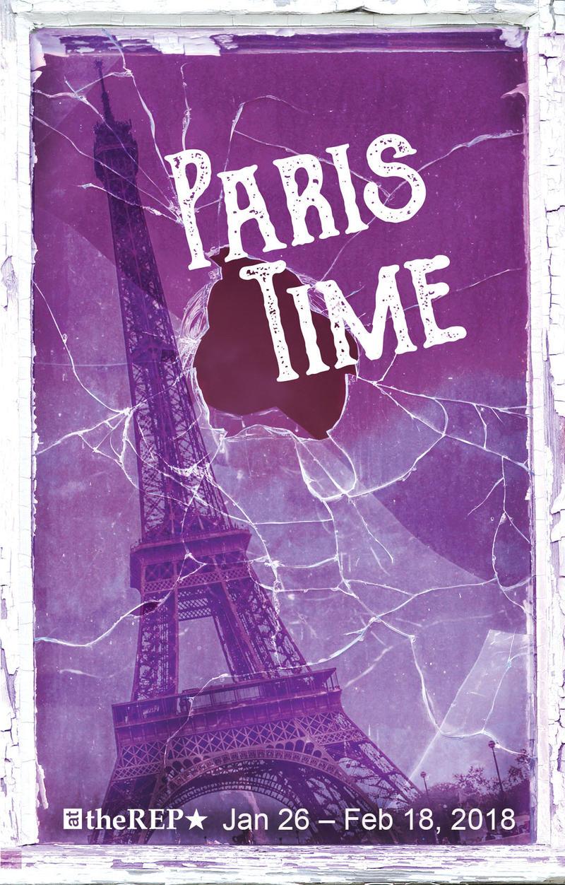 Paris Time at TheRep poster