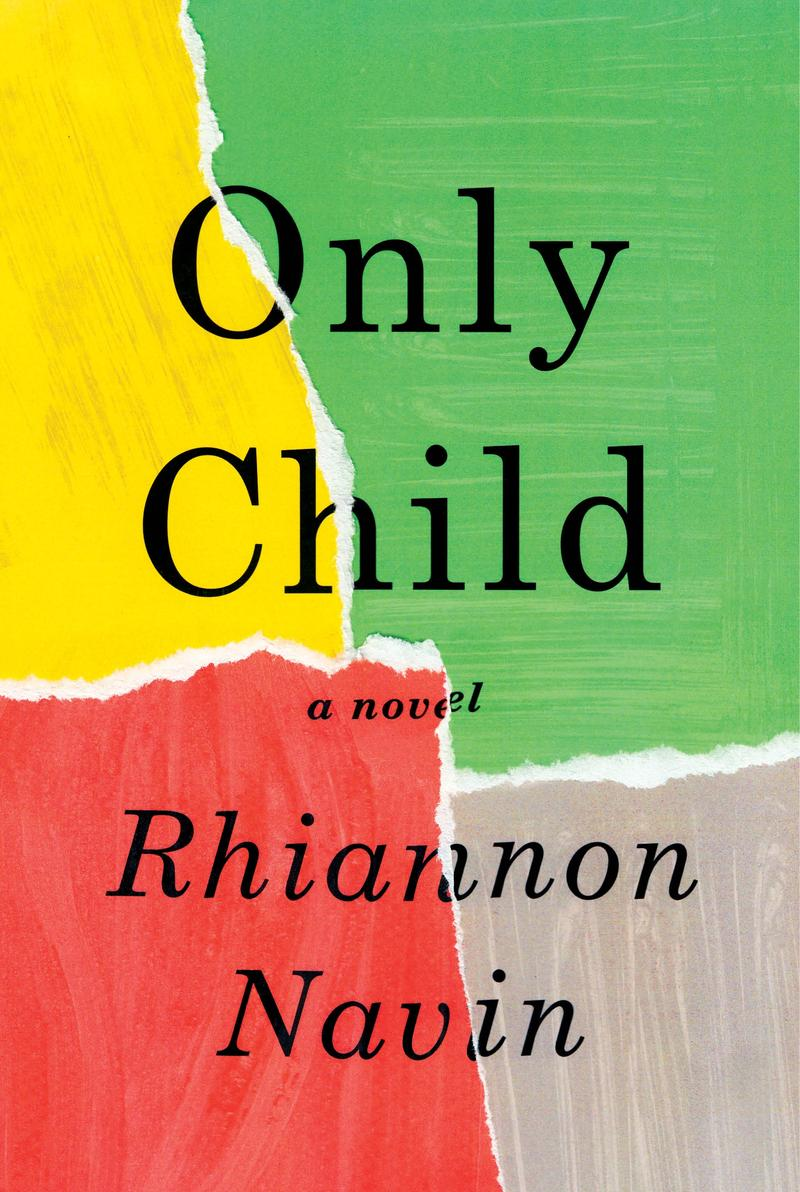 Book Cover - Only Child