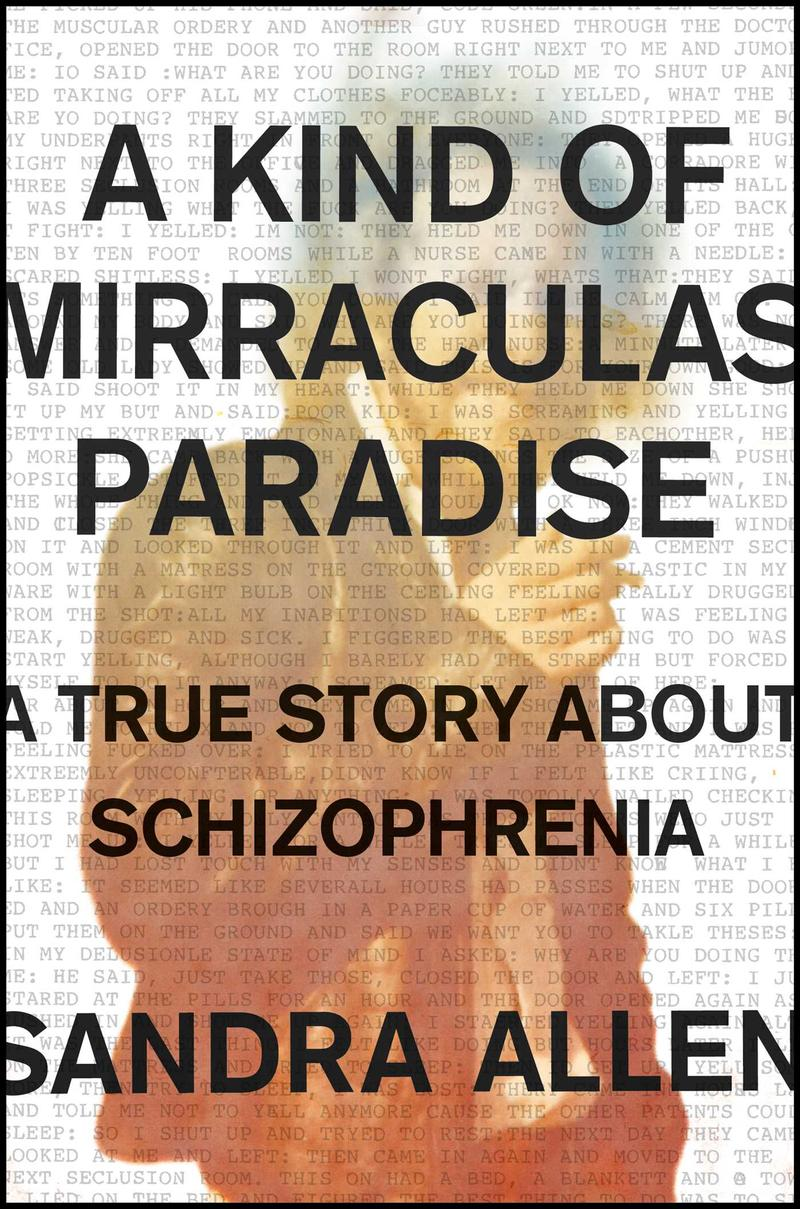 Book Cover - A Kind of Mirraculas Paradise