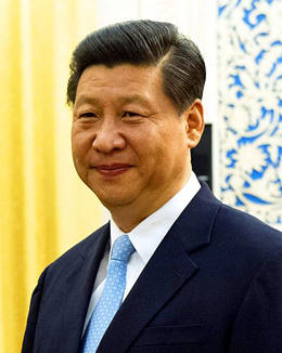 Xi Jinping, prior to a meeting in Beijing China, Sept. 19, 2012