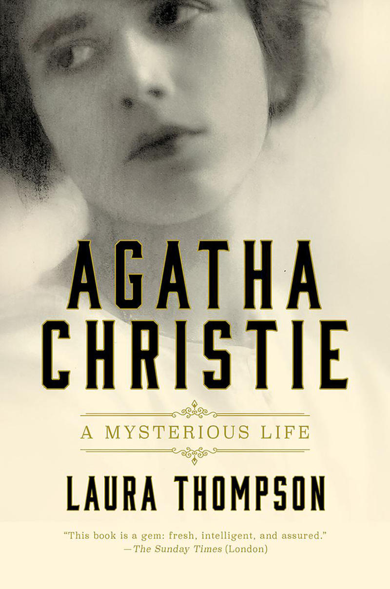 Book Cover - Agatha Christia: A Mysterious Life