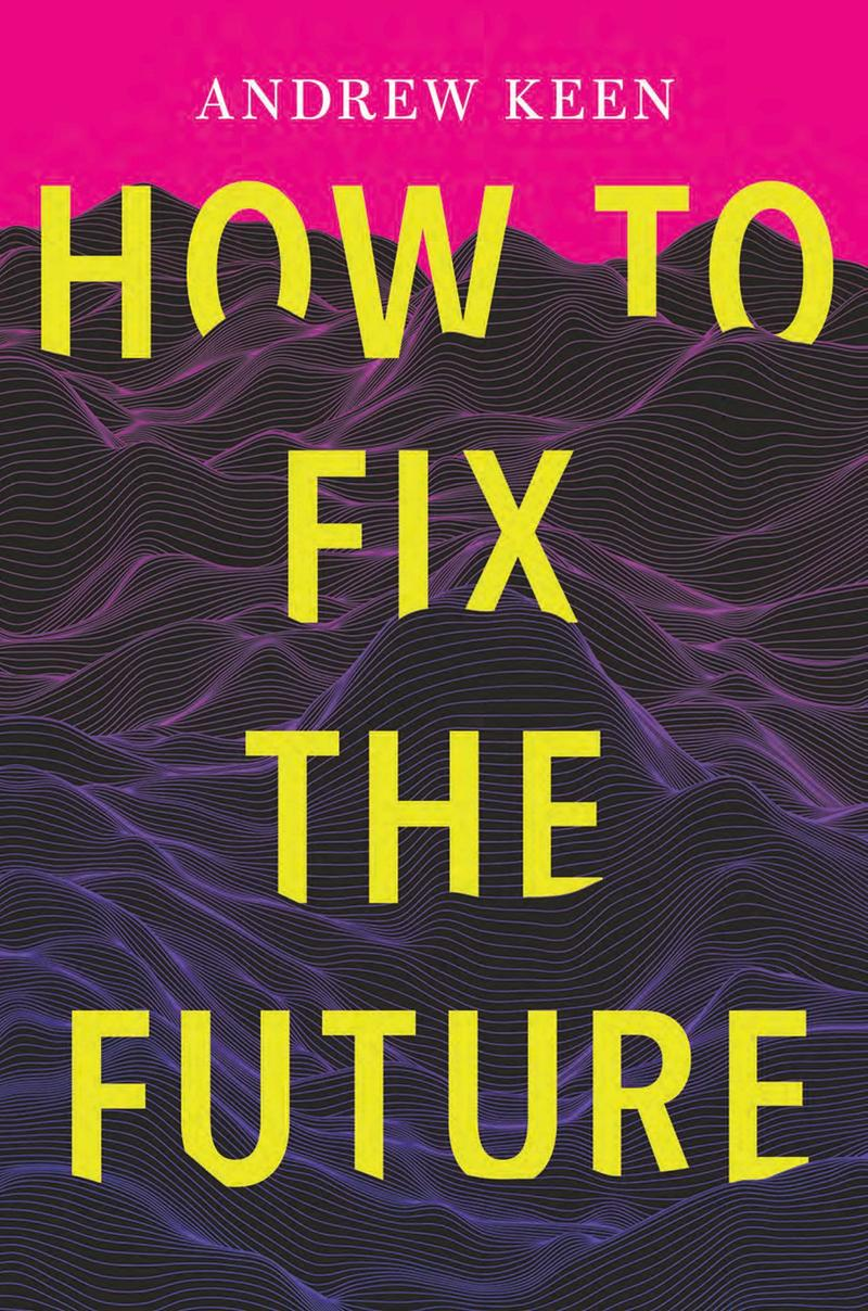 Book Cover - How to Fix the Future