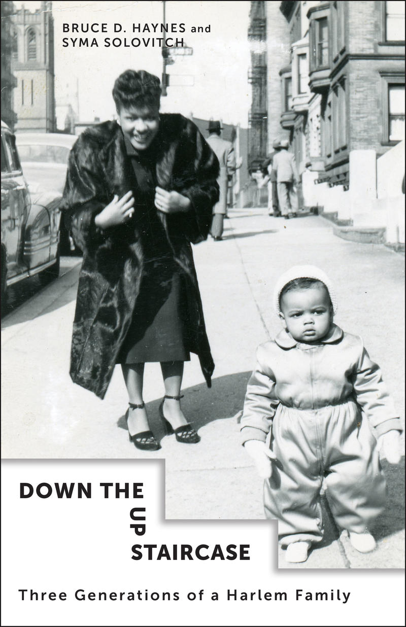 Book Cover - Down the Up Staircase