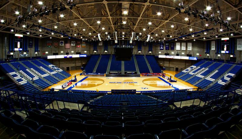 Buffalo Bulls arena