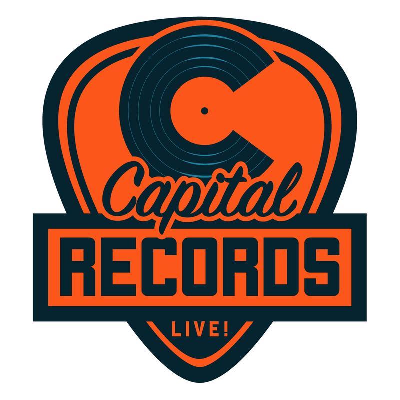 Capital Records Live logo