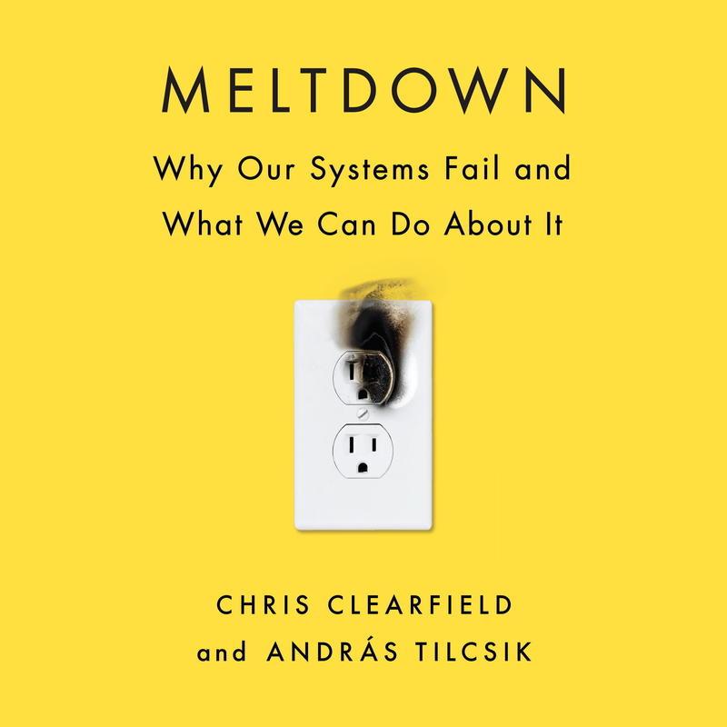 Book Cover - Meltdown