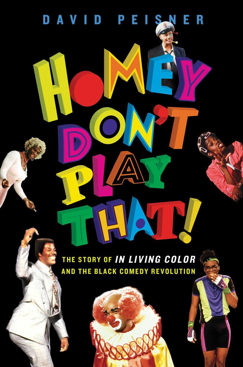 Book Cover - Homey Don't Play That
