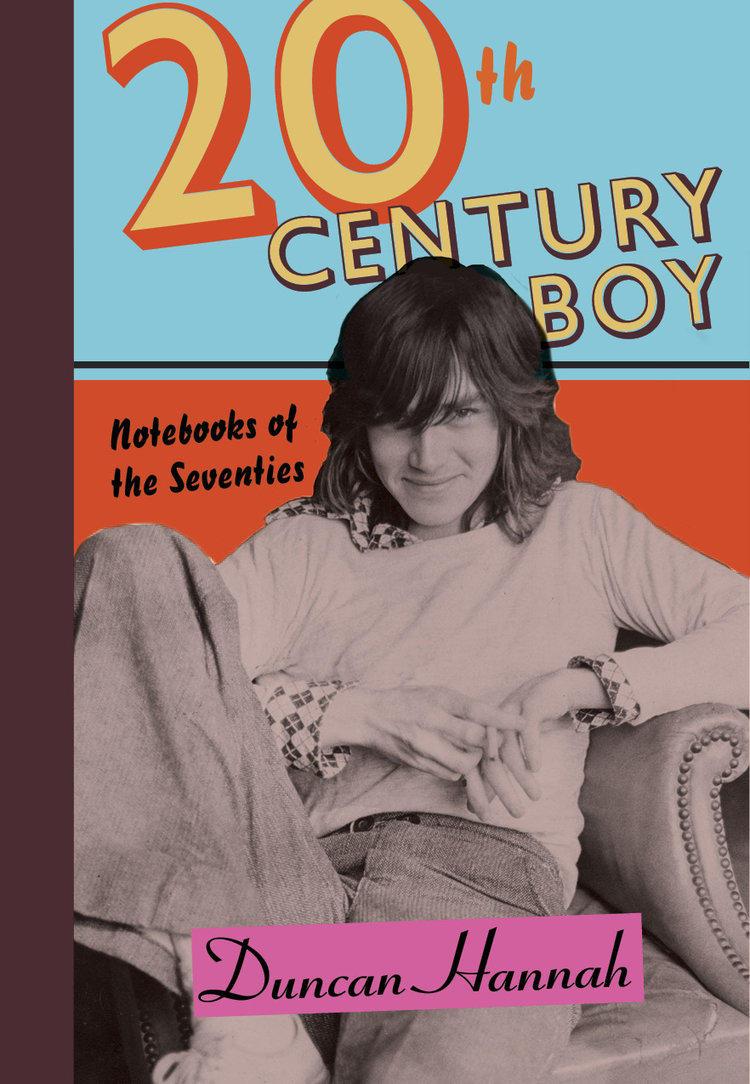 Book Cover - 20th Century Boy