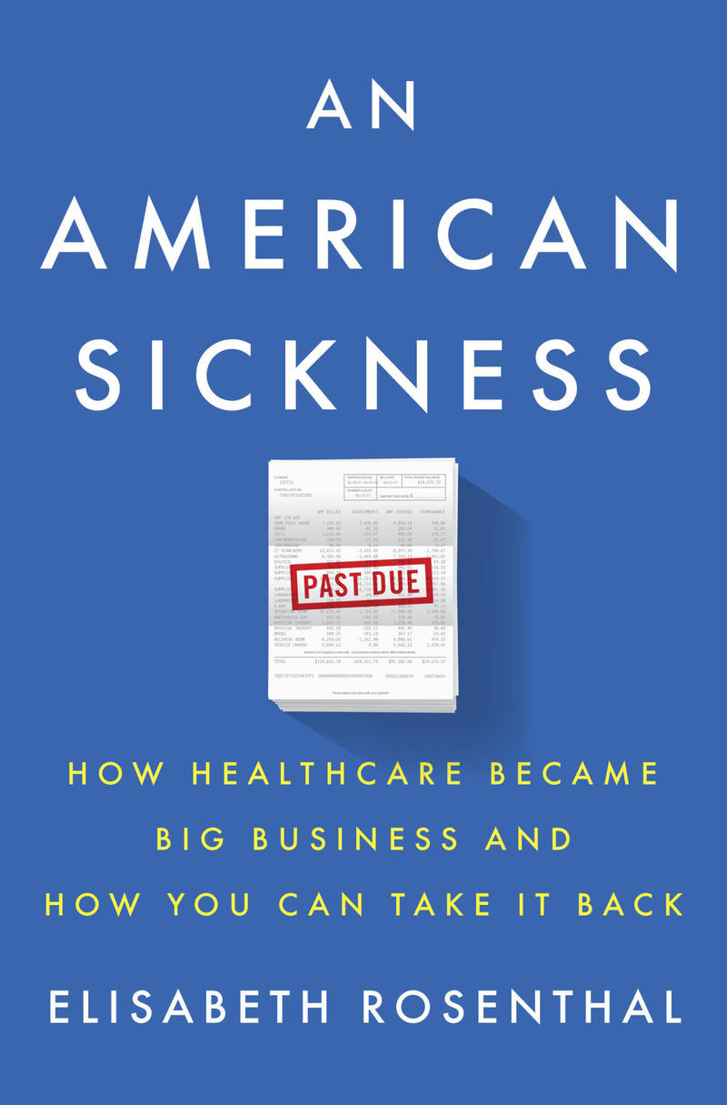 Book Cover - An American Sickness