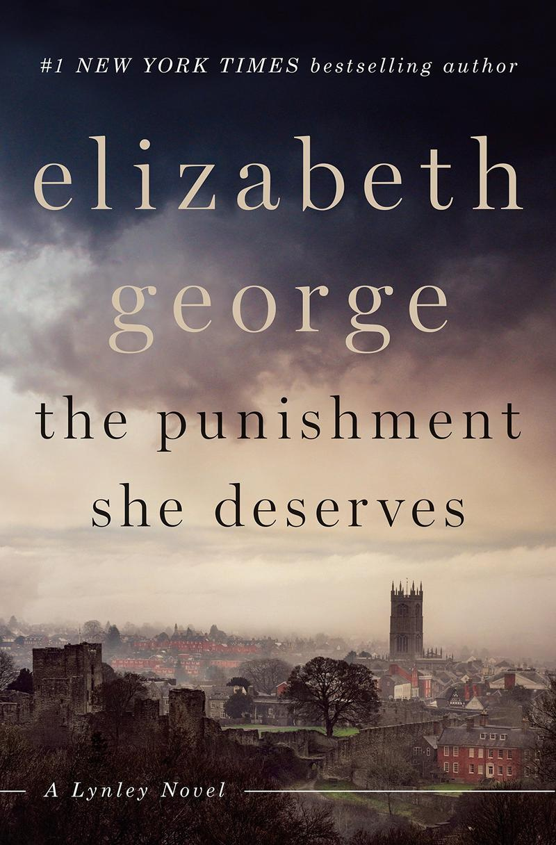 Book Cover - The Punishment She Deserves