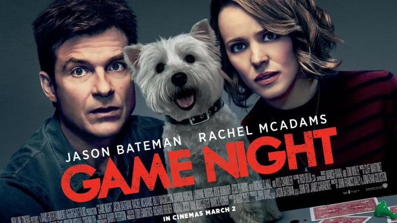 Movie poster - Game Night