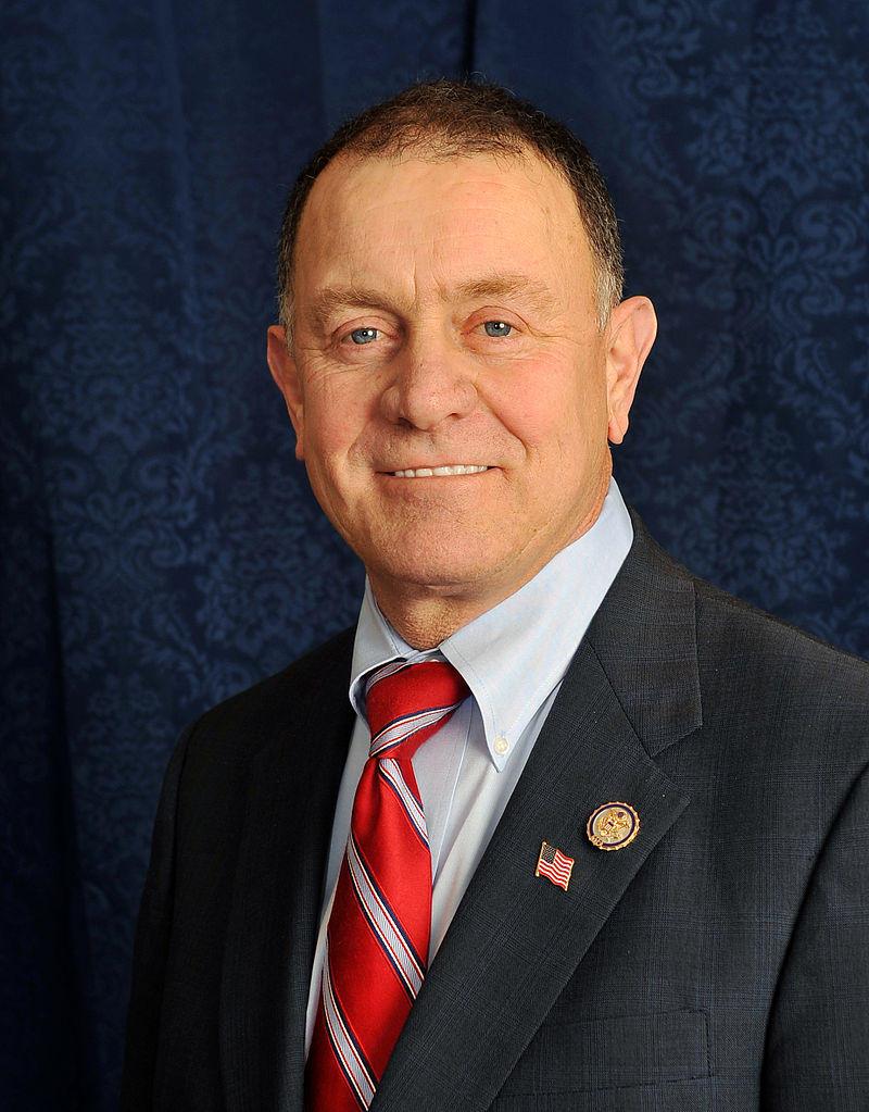 Former U.S. Congressman Richard Hanna