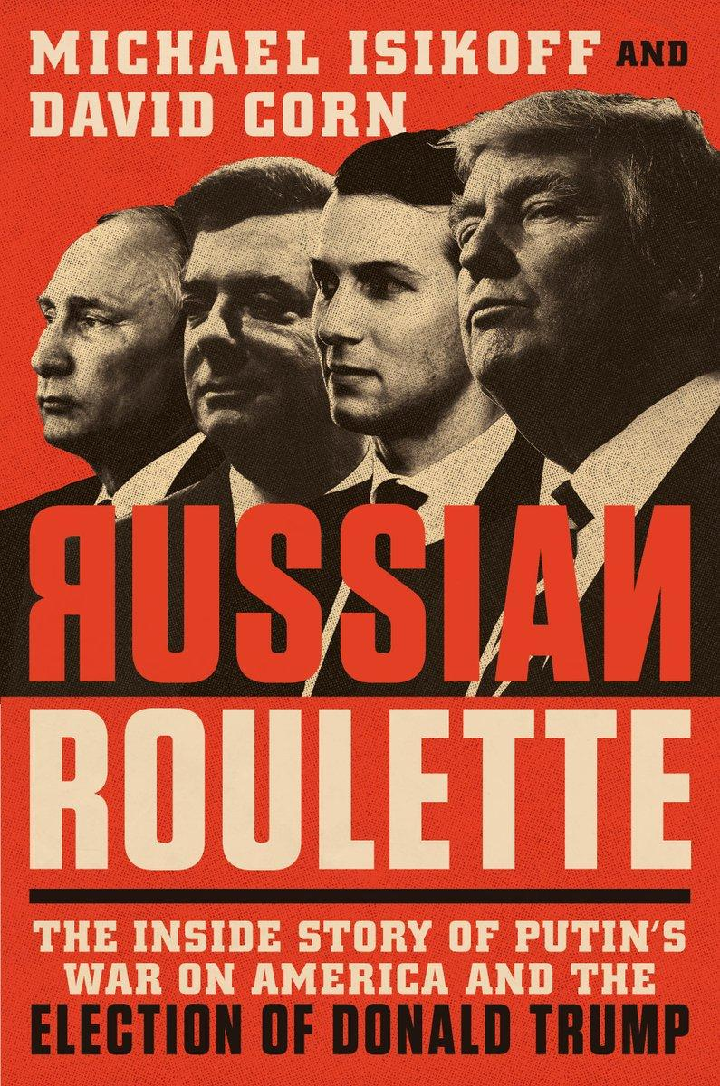 Book Cover - Russian Roulette