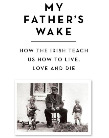 Book Cover - My Father's Wake