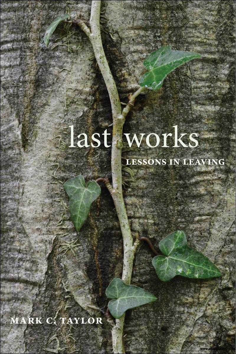 Book Cover - Last Works