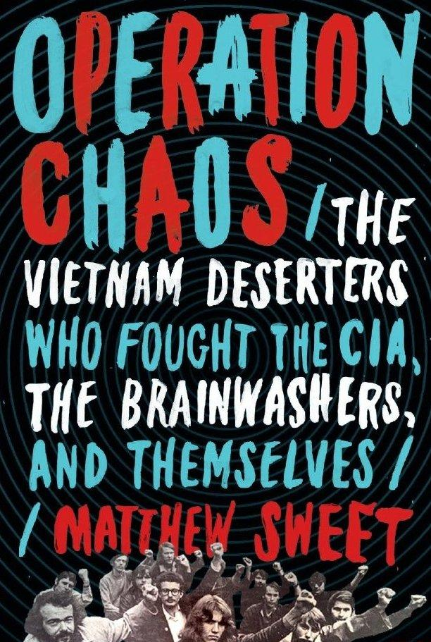 Book Cover - Operation Chaos