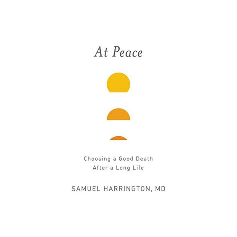 Book Cover - At Peace