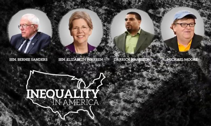 Inequality In America slate