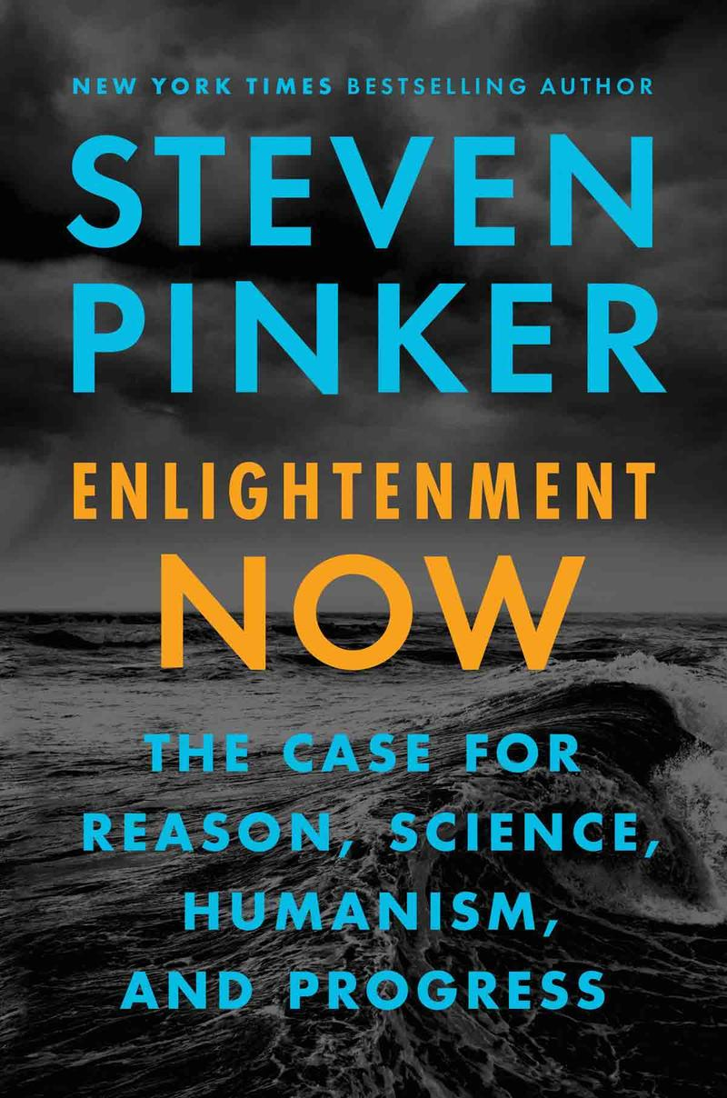 Book Cover - Enlightenment Now