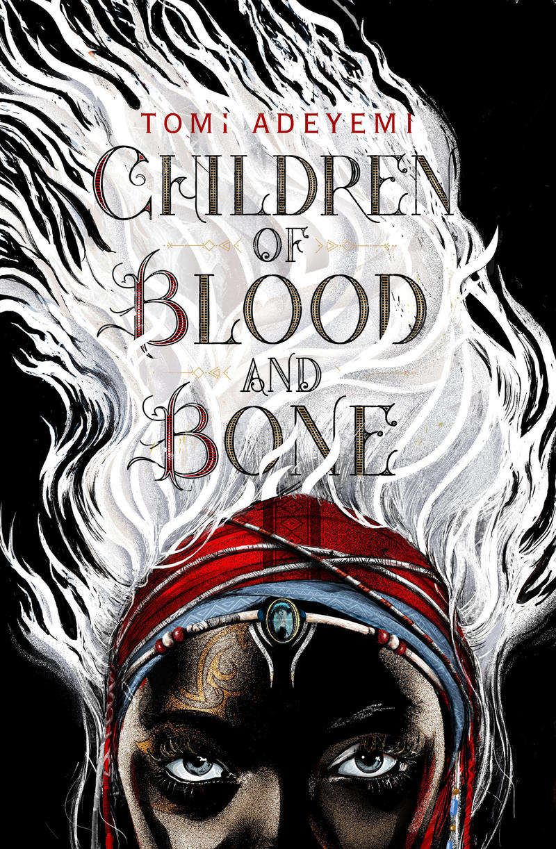 Book Cover - Children of Blood and Bone