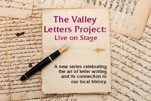 Valley Letters at AOM Theatre artwork