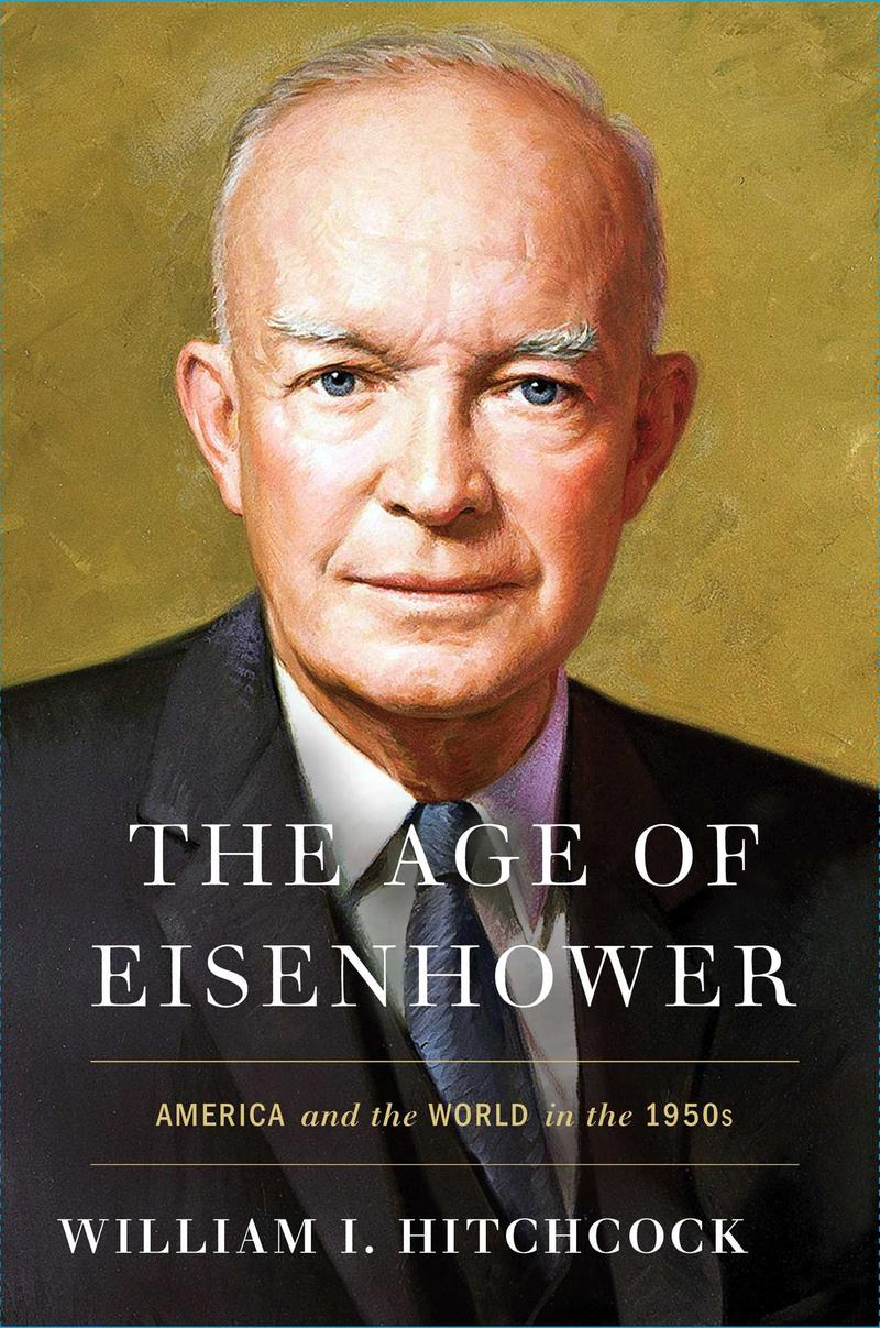 Book Cover - The Age of Eisenhower
