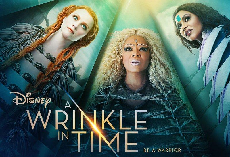 A Wrinkle In Time artwork