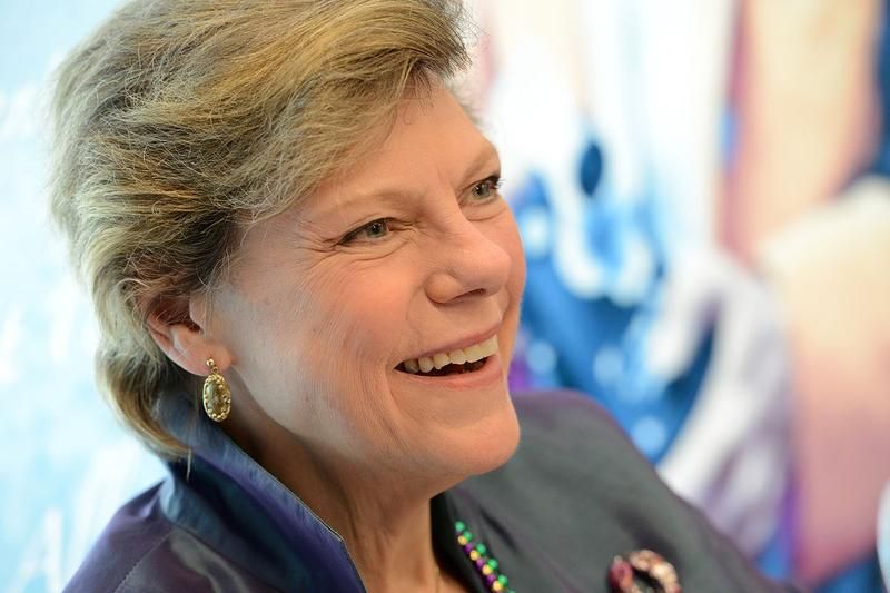 On Tuesday, February 28th, 2017, the LBJ Presidential Library held An Evening With Cokie Roberts