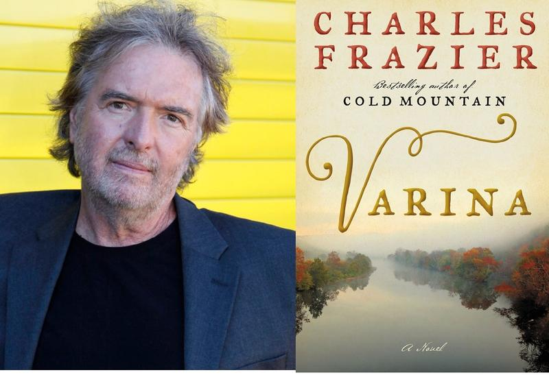 Charles Frazier and Varina book cover
