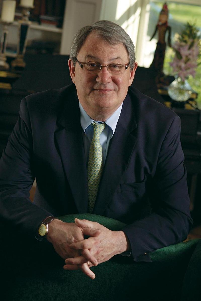 SUNY Plattsburgh President Dr. John Ettling