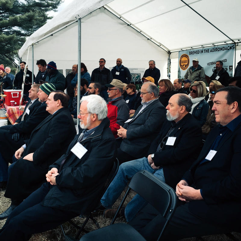 Officials celebrate groundbreaking for Frontier Town redevelopment