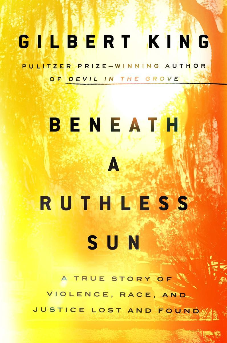 Book Cover - Beneath a Ruthless Sun