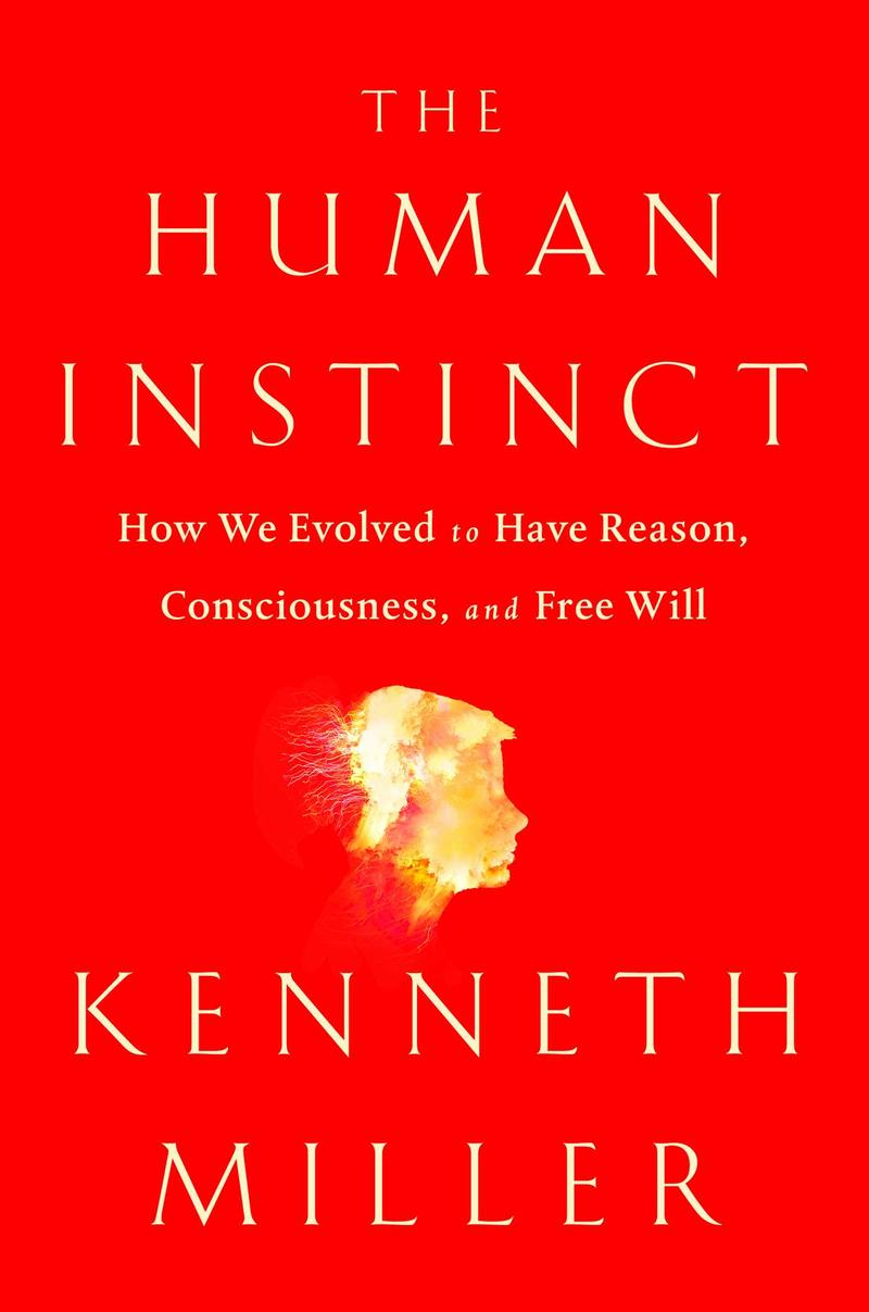 Book Cover - The Human Instinct