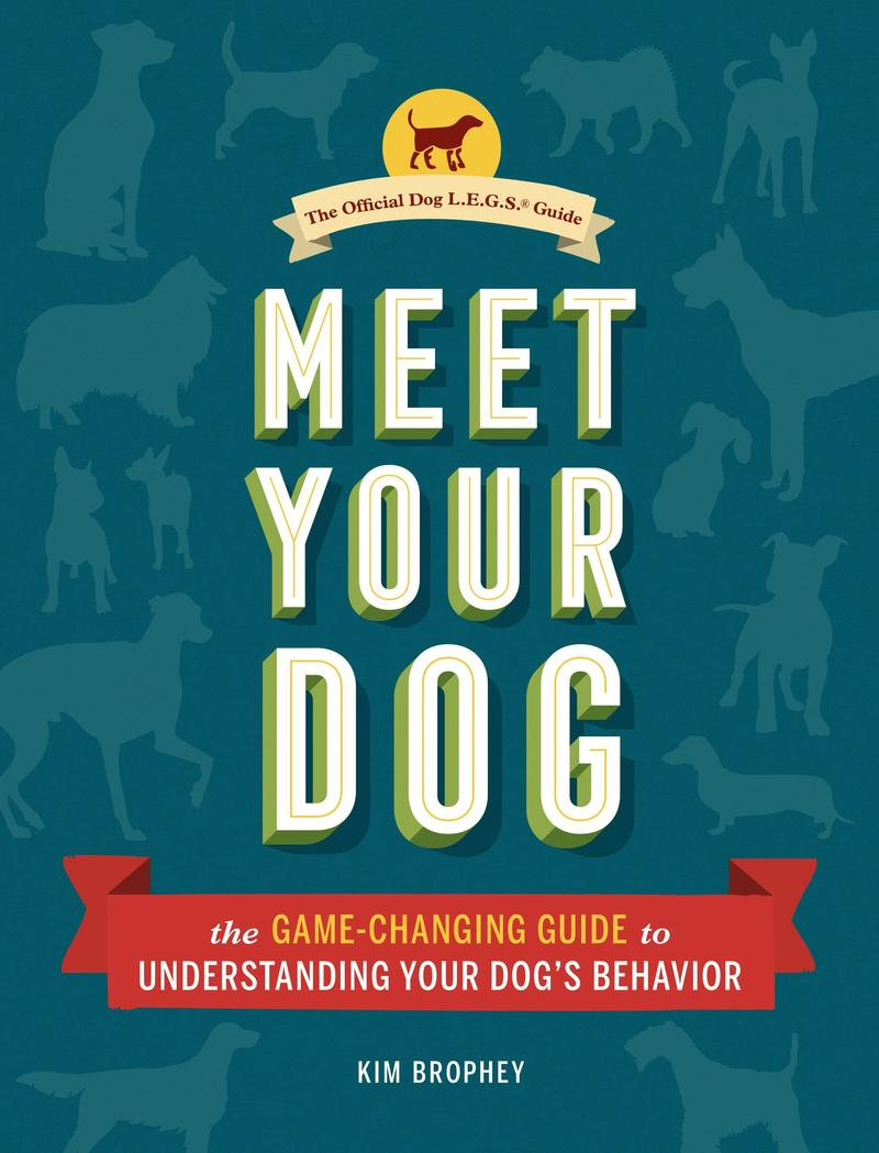 Book Cover - Meet Your Dog