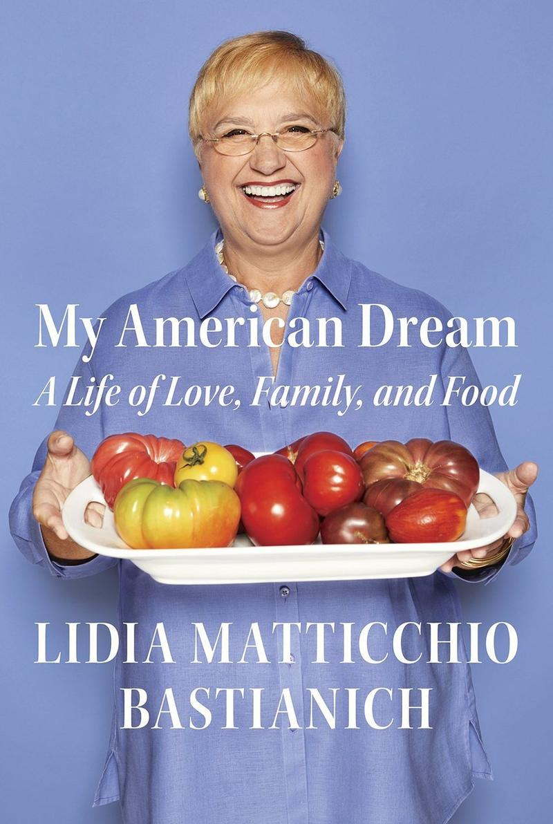Book Cover - My American Dream