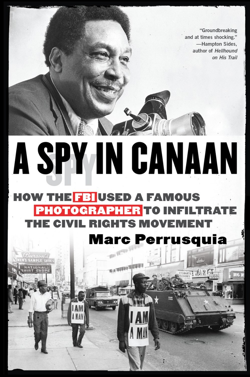 Book Cover - A Spy in Canaan