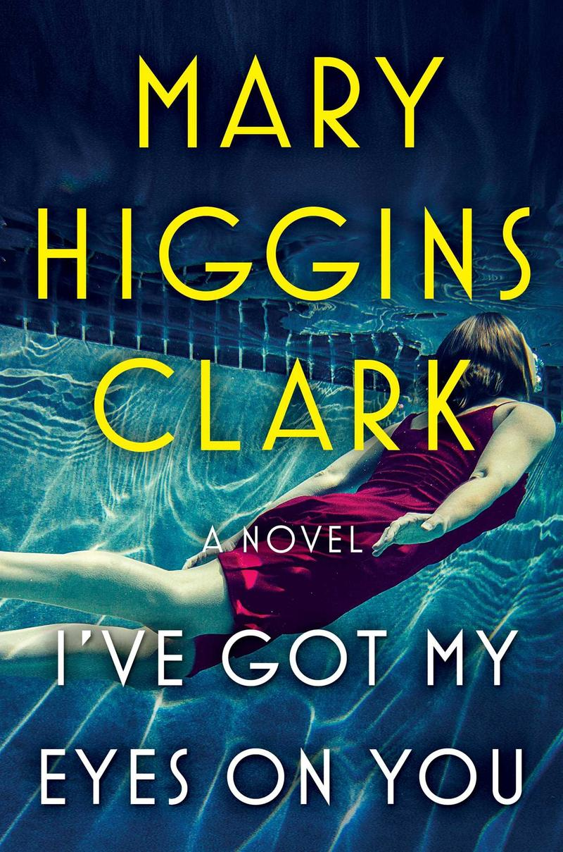 Book Cover - I've Got My Eyes On You