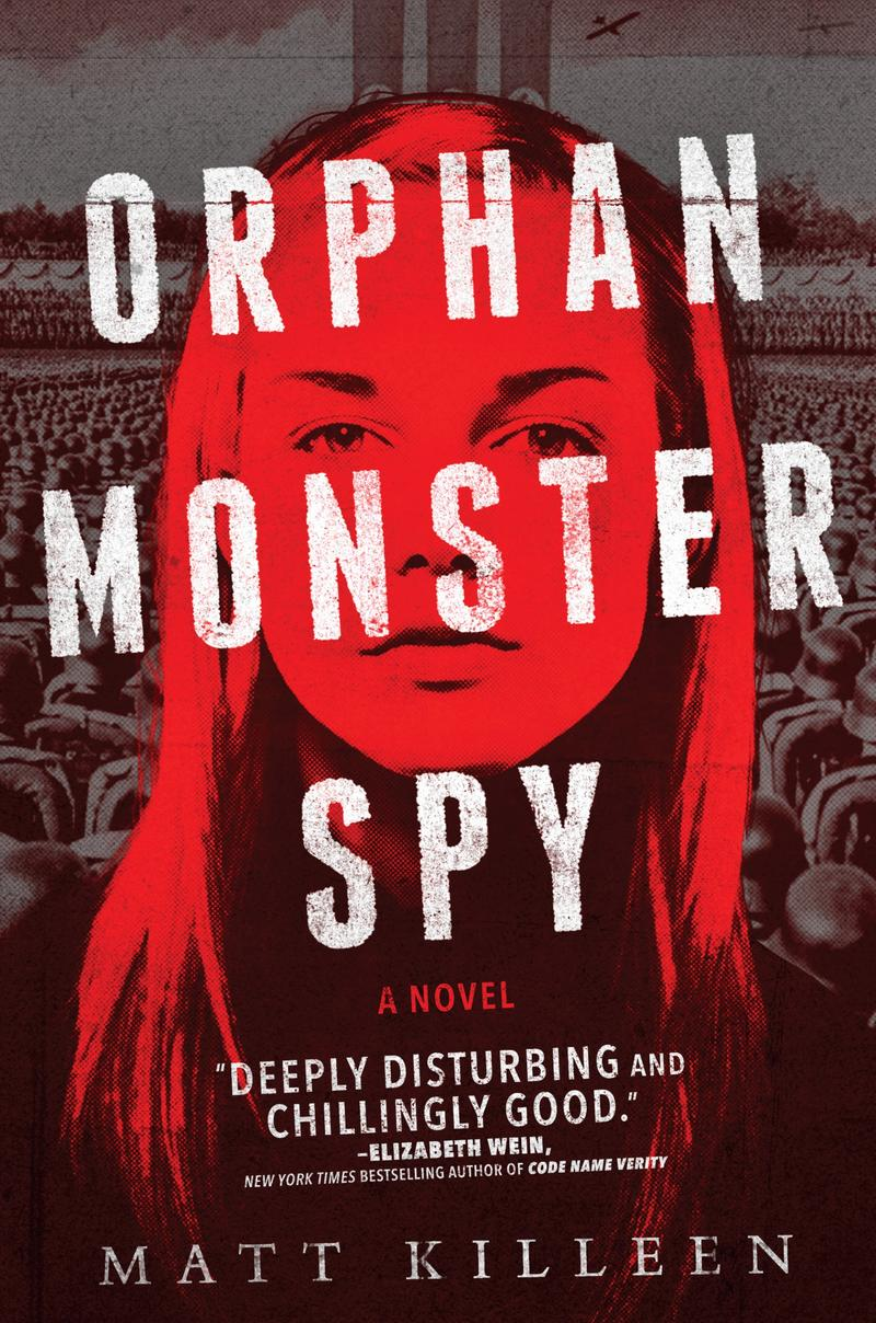 Book Cover - Orphan Monster Spy
