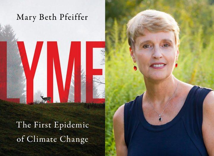Author and Investigative Journalist Mary Beth Pfeiffer